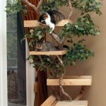 DIY Cat Tree and House